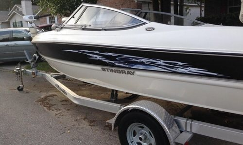 Image of Stingray 191 LX Fish and Ski for sale in United States of America for $19,500 (£14,028) Tallahassee, Florida, United States of America
