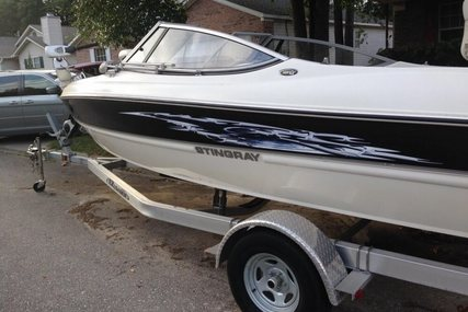 Stingray 191 LX Fish and Ski for sale in United States of America for $19,500 (£13,950)