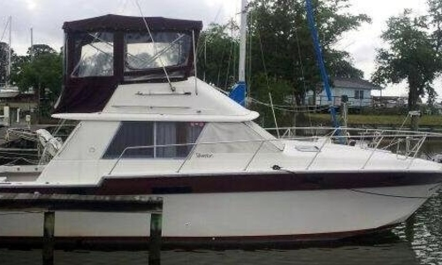 Image of Silverton 34 Convertible for sale in United States of America for $8,000 (£6,062) Kinsale, Virginia, United States of America