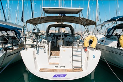 Beneteau Oceanis 50 for charter in Greece from €2,150 / week