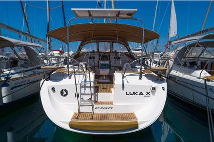 Elan 434 Impression for charter in Croatia from €1,300 / week
