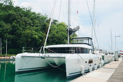 Lagoon 42 -Owner's Version for charter in Thailand from €4,536 / week