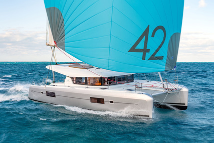Lagoon 42 for charter in Greece from €3,395 / week