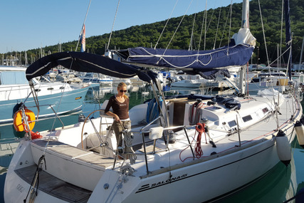 AD Boats SALONA 45 for charter in Croatia from €1,800 / week