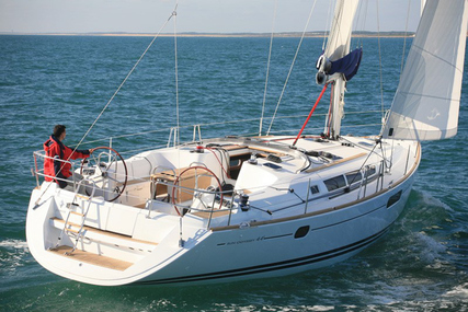 Jeanneau Sun Odyssey 44i for charter in Belgium from €2,140 / week