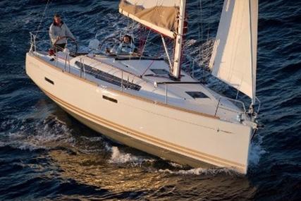 Jeanneau Sun Odyssey 379 for charter in Belgium from €1,660 / week