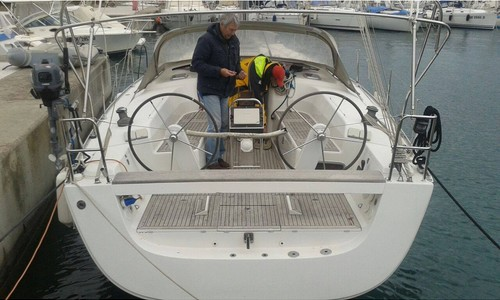 Image of Hanse 400 for sale in Italy for £70,000 Italy