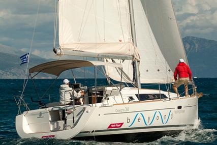 Beneteau Oceanis 34 for charter in Greece from €1,245 / week