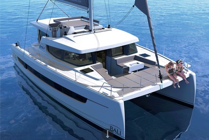 Bali Catamarans Bali 4.8 Anna for charter in Italy from €8,200 / week