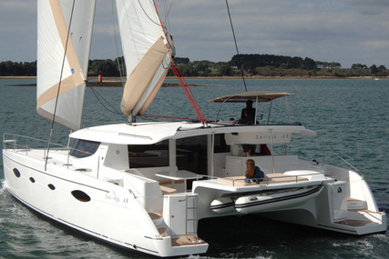 Fountaine Pajot Salina 48 for charter in France from €4,030 / week