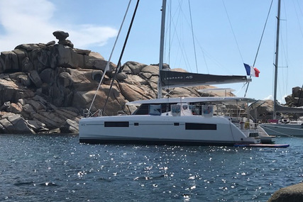Leopard 45 for charter in France from €4,030 / week