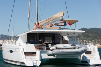 Fountaine Pajot Helia 44 for charter in France from €3,530 / week