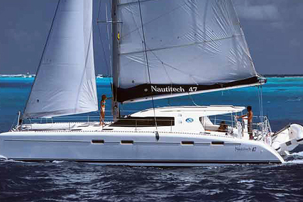 Catamarans Nautitech 47 for charter in Greece from €4,900 / week