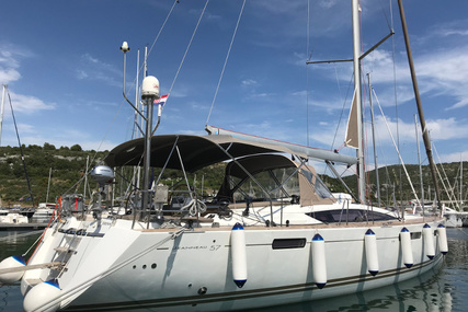 Jeanneau Sun Odyssey 57 for sale in Croatia for £300,000