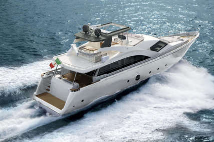 Aicon 75 for charter in Italy from €29,280 / week