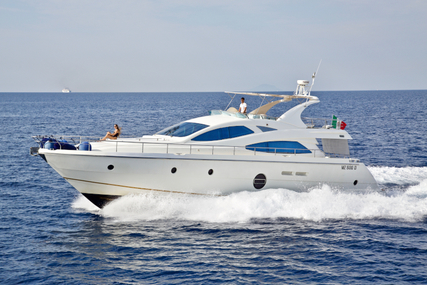 Aicon 64 Fly for charter in Italy from €18,300 / week
