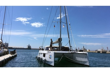 Catamarans Nautitech Open 40 for charter in Spain from €3,861 / week