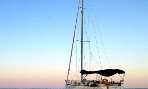 Image of Beneteau First 33.7 for charter in Spain from €1,100 / week Port Roses, Spain