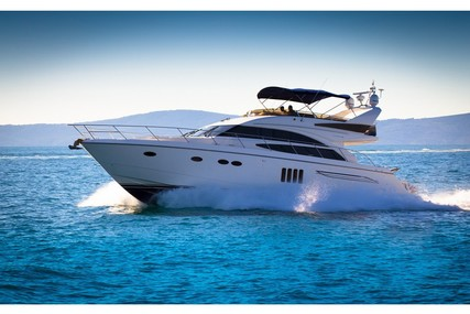 Princess Princess 62 for charter in Croatia from €12,000 / week