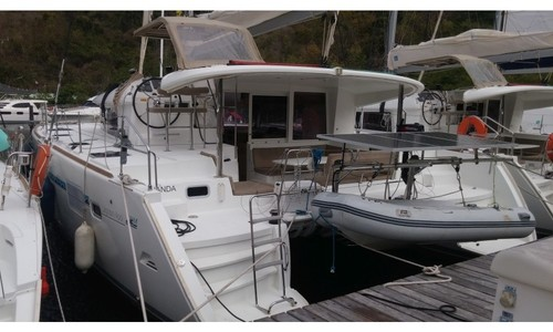 Image of Lagoon 400 for sale in Martinique for £230,000 Martinique