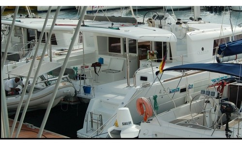 Image of Lagoon 450 for sale in Martinique for £345,000 Martinique