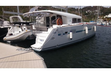 Lagoon 400 S2 for charter in Guadaloupe from €3,000 / week