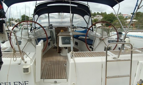 Image of Beneteau Oceanis 54 for sale in Martinique for £170,000 Martinique