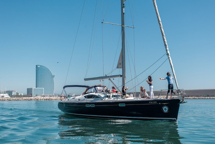 Jeanneau Sun Odyssey 54 DS for charter in Spain from €3,750 / week