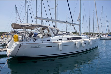 Beneteau Oceanis 50 for charter in Greece from €2,900 / week