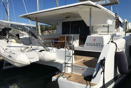 Fountaine Pajot Lucia 40 for charter in Greece from €2,490 / week