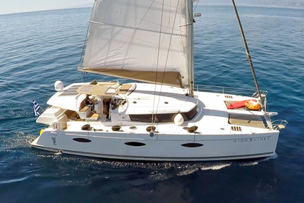 Fountaine Pajot Sanya 57 - 4 cabin version for charter in Greece from €18,000 / week