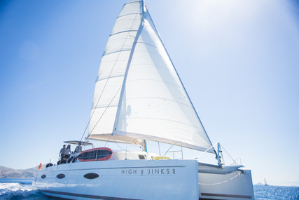 Fountaine Pajot Sanya 57 - 5 cabi version for charter in Greece from €18,000 / week