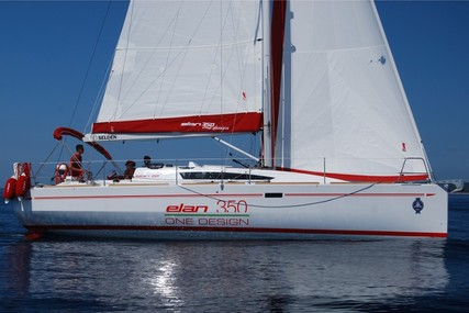 Elan 350 for charter in Slovenia from €1,200 / week