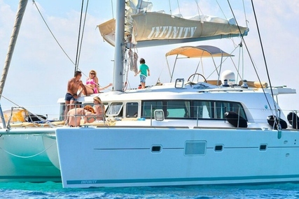 Lagoon 500 for charter in Greece from €7,500 / week