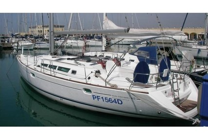Jeanneau Sun Odyssey 45 for charter in Italy from €2,900 / week