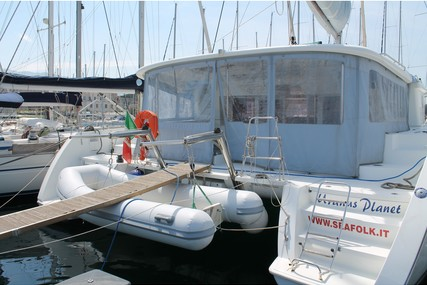 Lagoon 450 for charter in Italy from €4,500 / week