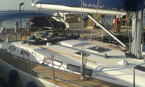 Image of Dufour Yachts 425 GL for sale in Italy for £110,000 Italy