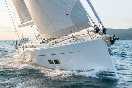 Hanse 588 for charter in Greece from €6,200 / week