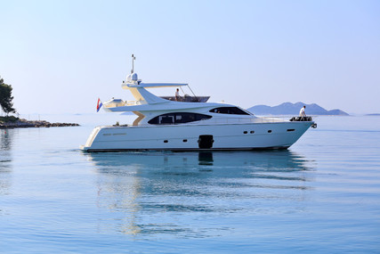 Ferreti Yachts Ferretti 780 for charter in Croatia from €30,000 / week
