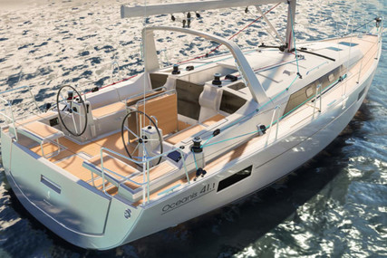 Beneteau Oceanis 41.1 for charter in Greece from €1,425 / week