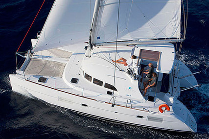 Lagoon 380 for charter in Greece from €1,535 / week