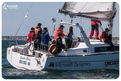 Beneteau Oceanis 38 for charter in Romania from €2,500 / week