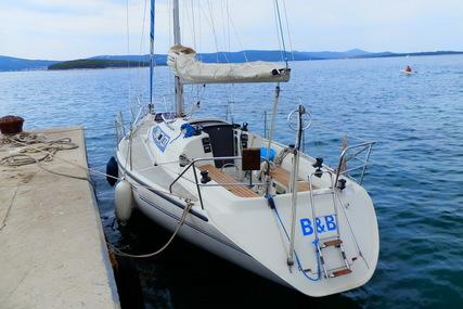 Dehler 34 for charter in Croatia from €850 / week