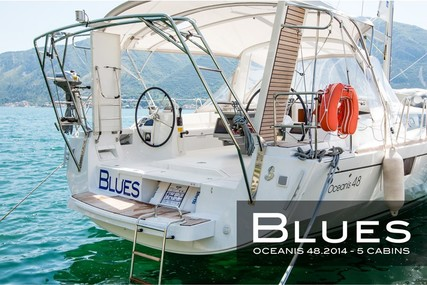 Beneteau Oceanis 48 (5 cabins) for charter in Montenegro from €2,500 / week