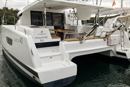 Fountaine Pajot Lucia 40 for charter in Montenegro from €2,900 / week