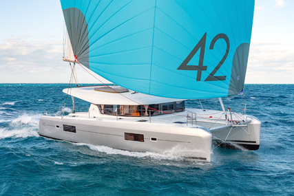 Lagoon 42 for charter in Greece from €5,300 / week