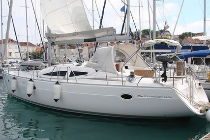 Elan 434 Impression for charter in Croatia from P.O.A.