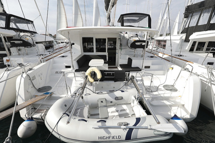 Lagoon 40 for charter in Croatia from €1,990 / week