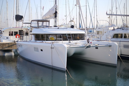 Lagoon 39 for charter in Croatia from €1,620 / week