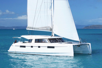 Catamarans Nautitech 46 for charter in Greece from €3,900 / week